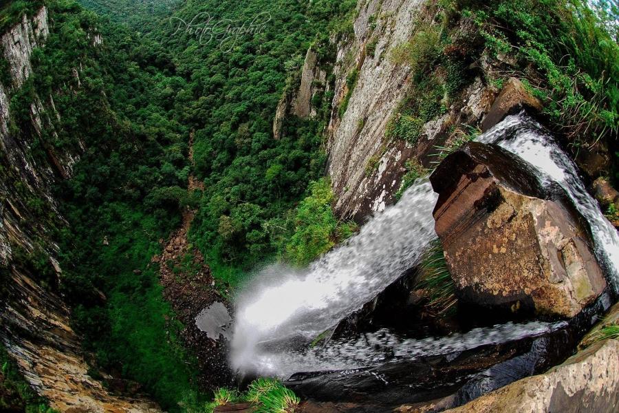 Cascata do Avencal